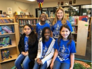 Battle of the Books Team 2018